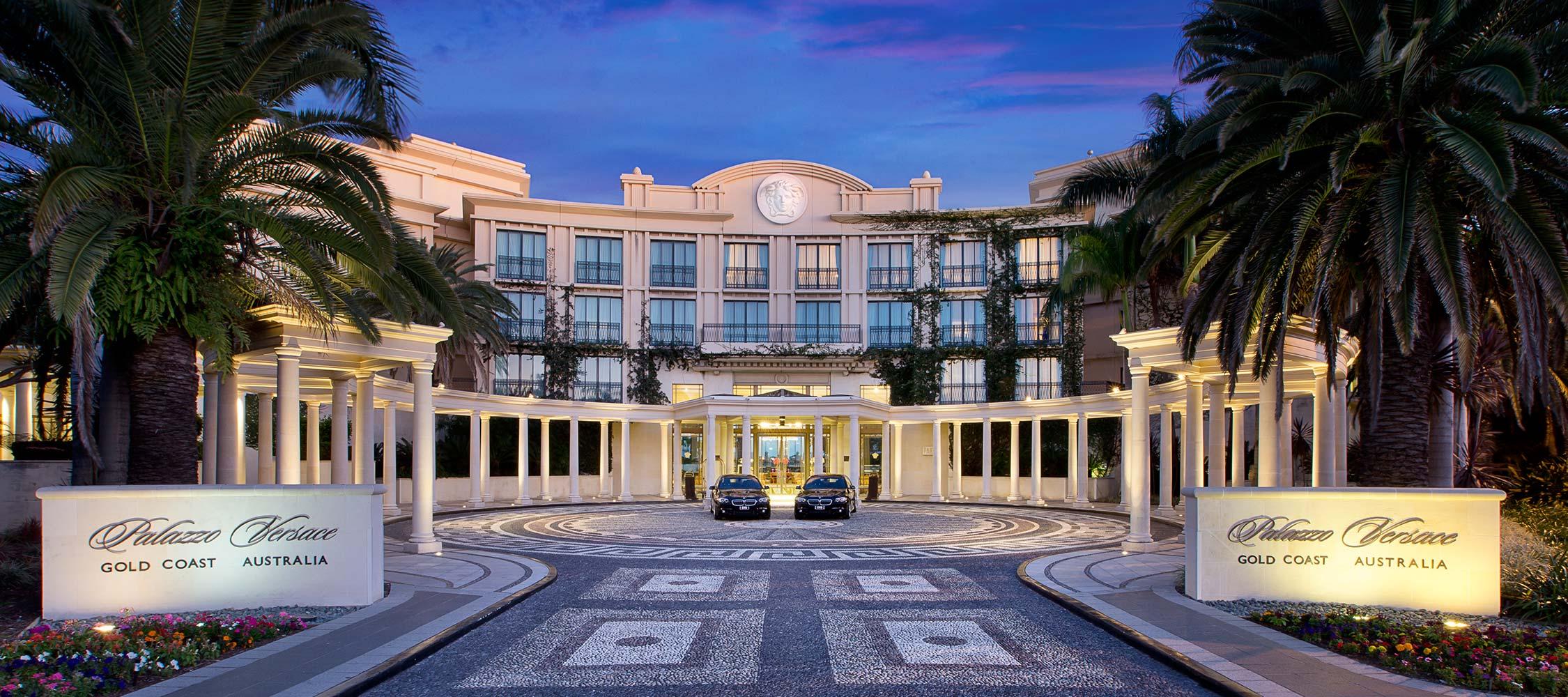 Palazzo Versace Gold Coast. / Foto: Versace