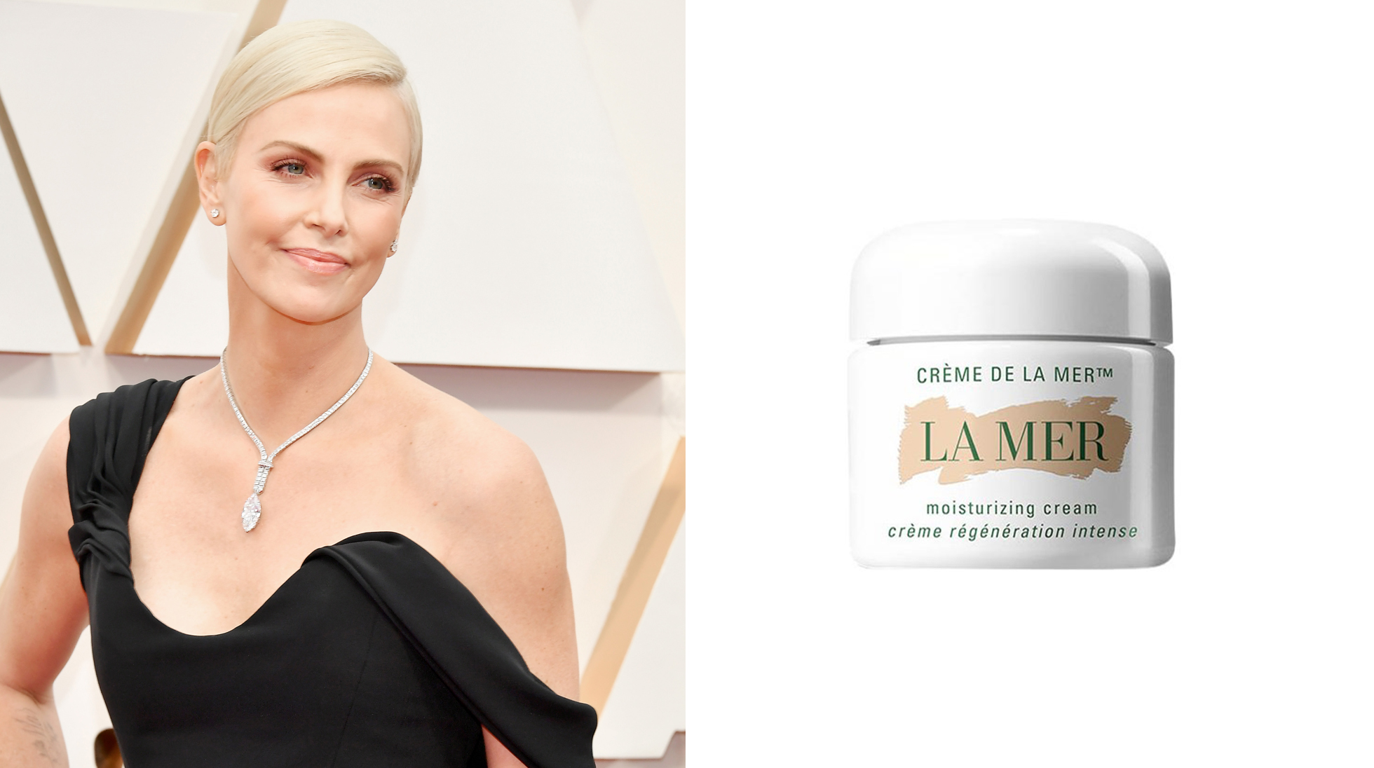 Productos de belleza celebrities: Charlize Theron