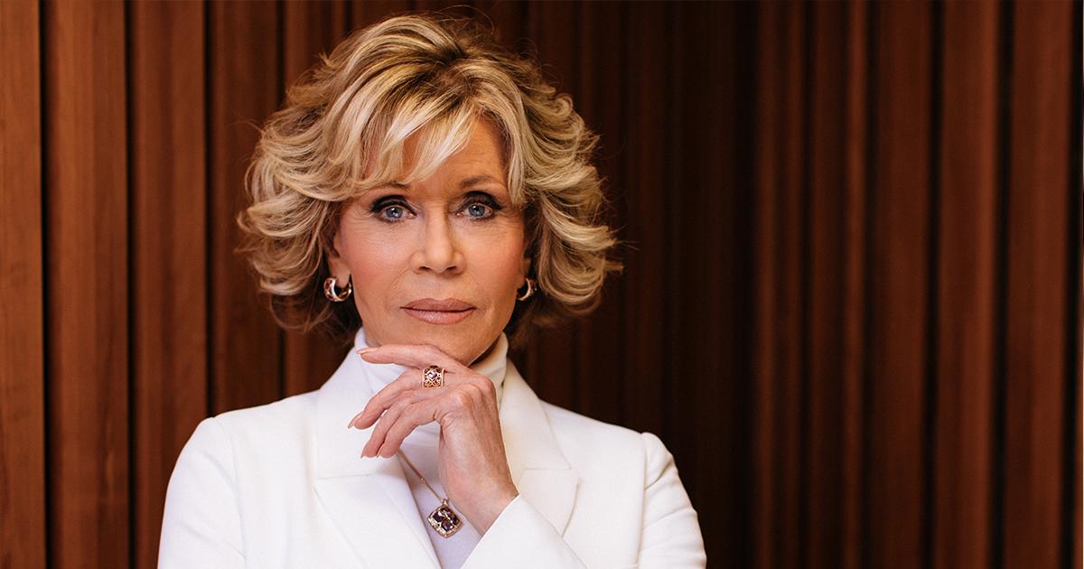 En la imagen, la actriz Jane Fonda. /Foto: Getty