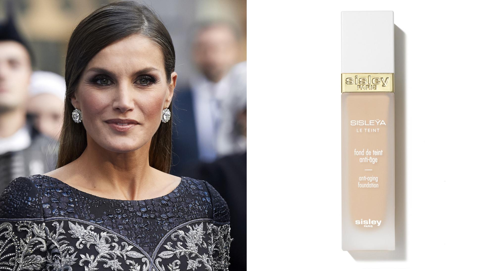 Productos de belleza celebrities: maquillaje reina Letizia