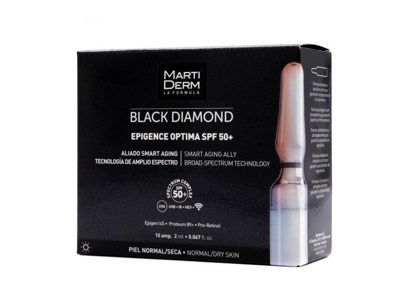 Black Diamond Epigence Optima de MartiDerm.