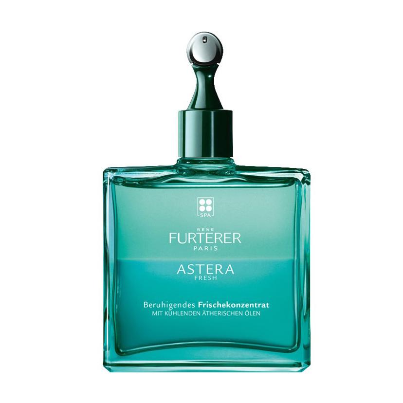Astera Fresh de René Furterer. Uno de los productos de farmacia más vendidos.