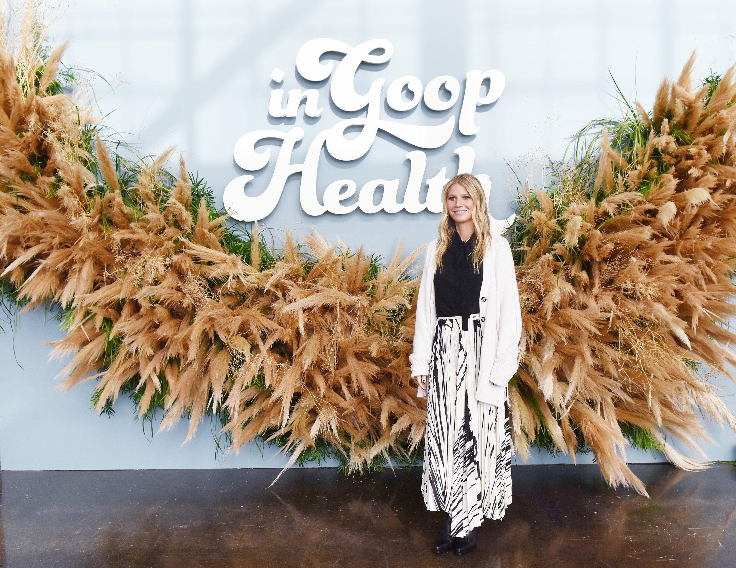 Gwyneth Paltrow ha fundado la firma Goop de belleza, decoración, moda y nutricosmética.