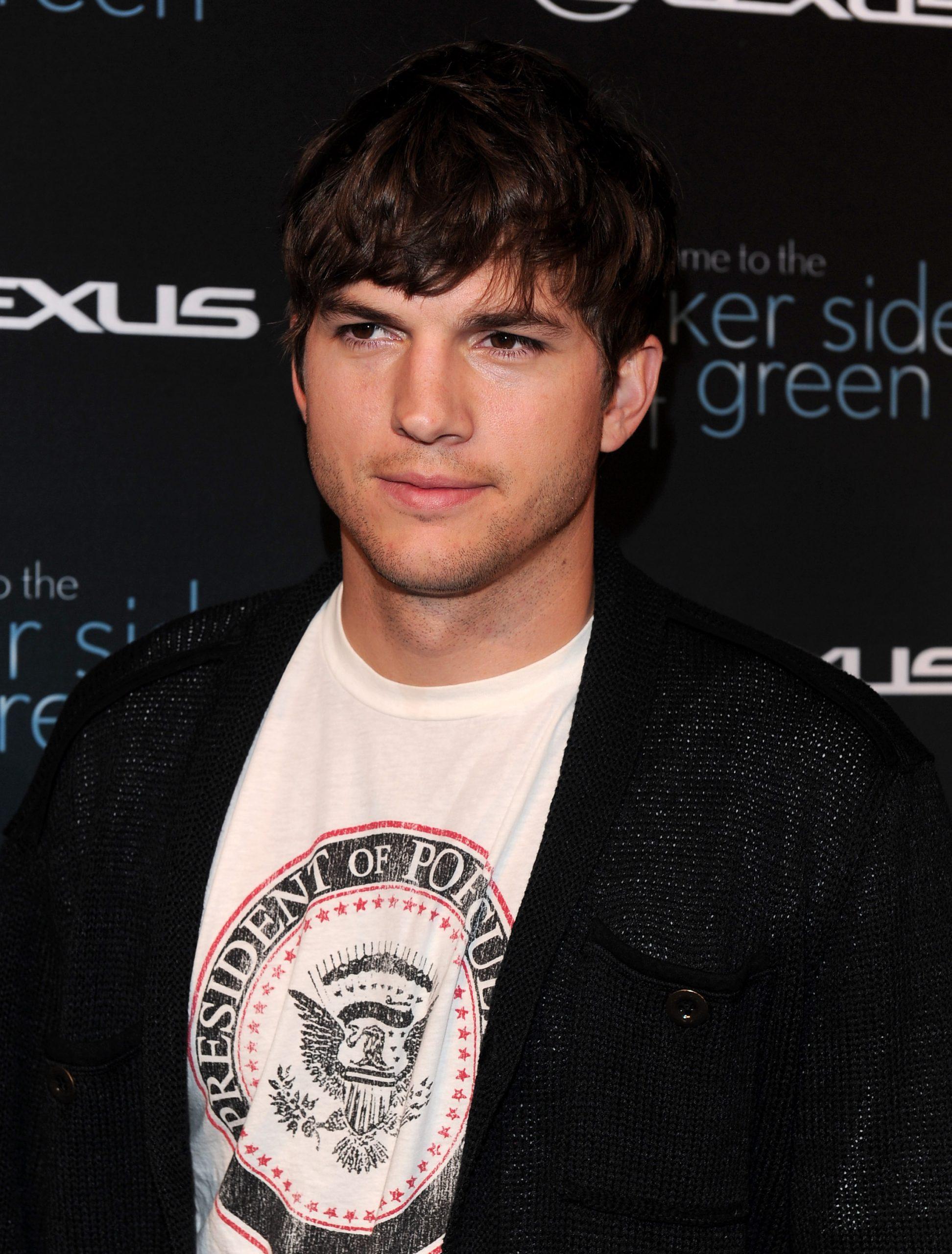 Cambiar de profesión: Ashton Kutcher y otros famosos que lo lograron con éxito.