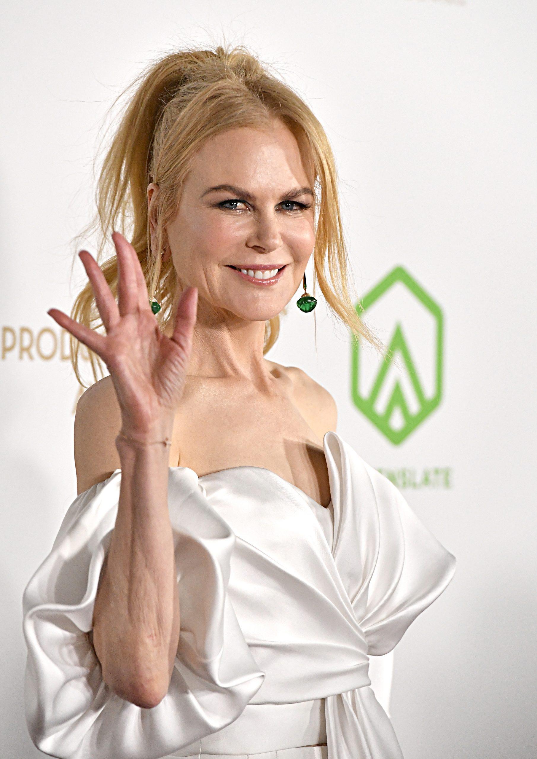 La filosofía de alimentación de Nicole Kidman. /Getty Images