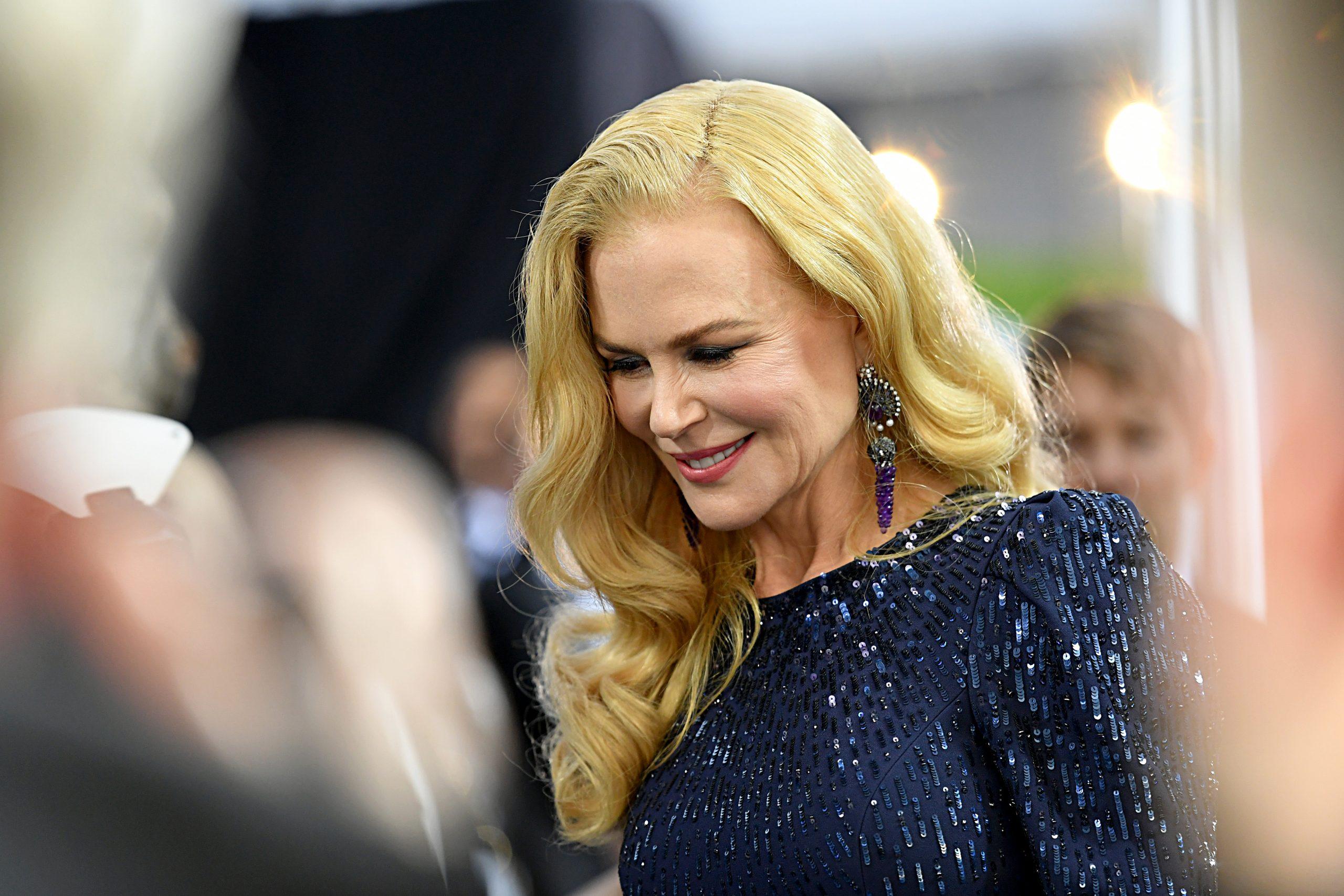 Nicole Kidman en una imagen de archivo. /Foto: Gettyimages