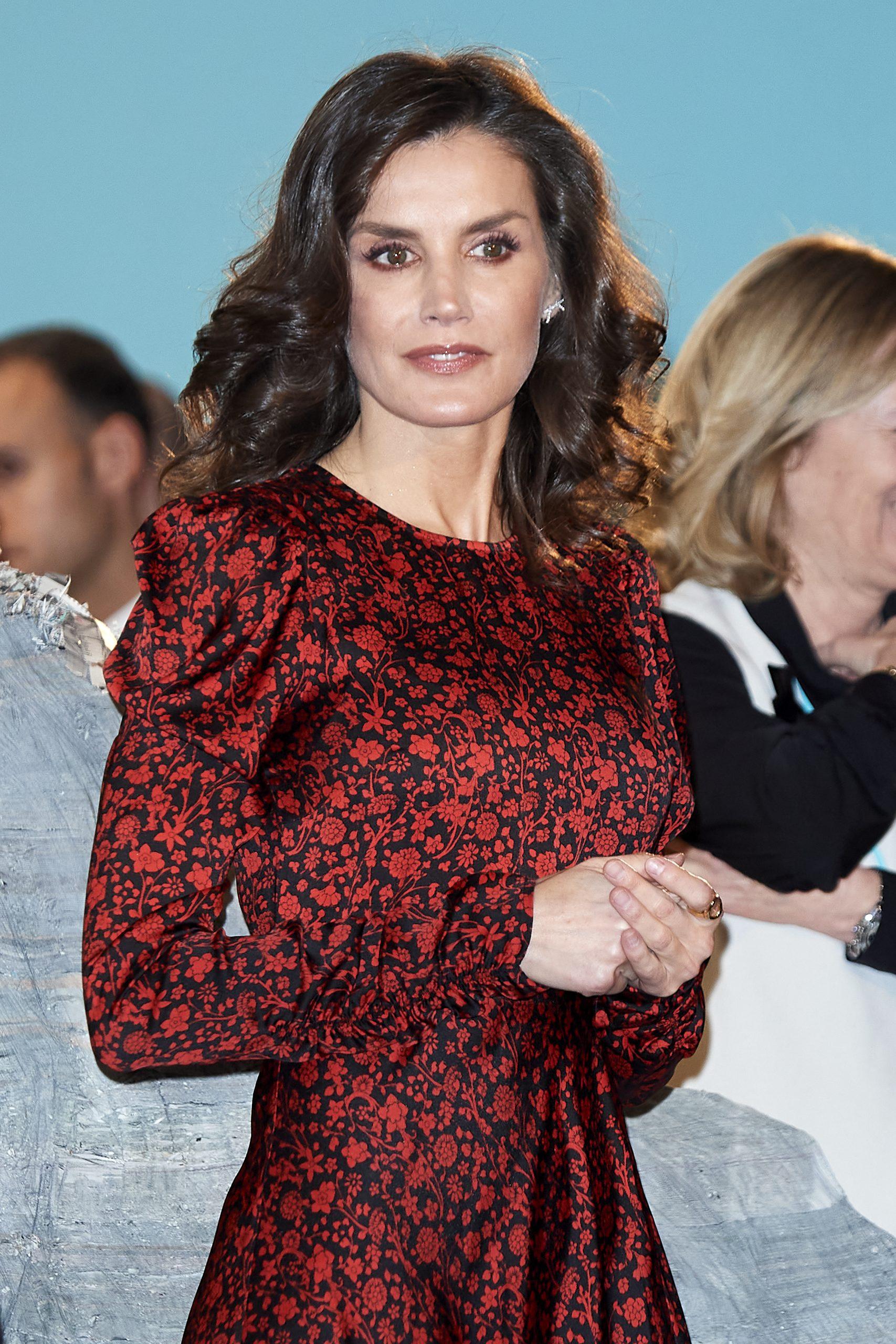 La dieta de la Reina Letizia. /Getty Images