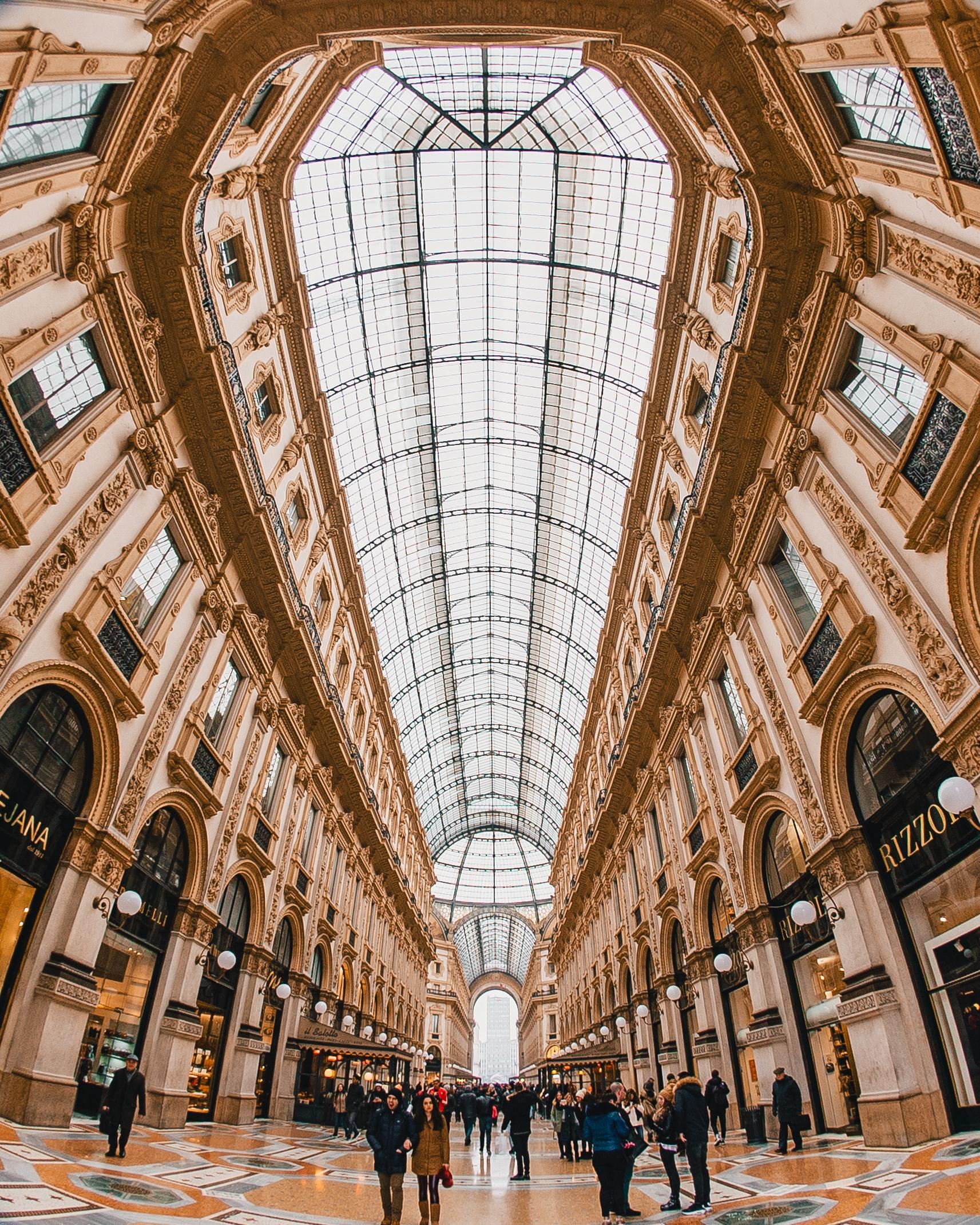Milan. Foto: Unsplash