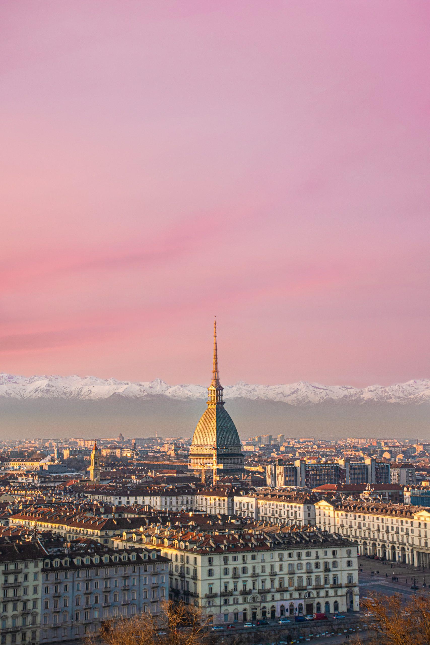 Turín Italia. Foto: Unsplash