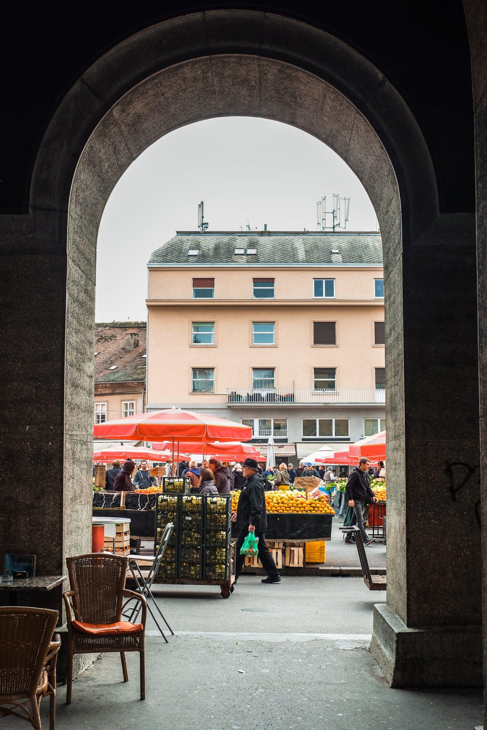 Zagreb Croacia. Foto: Unsplash