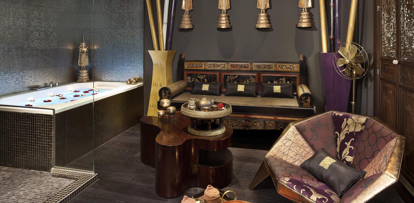 En Thai Room Wellnes disfrutarás de una experiencia única. / Cortesía de la marca.