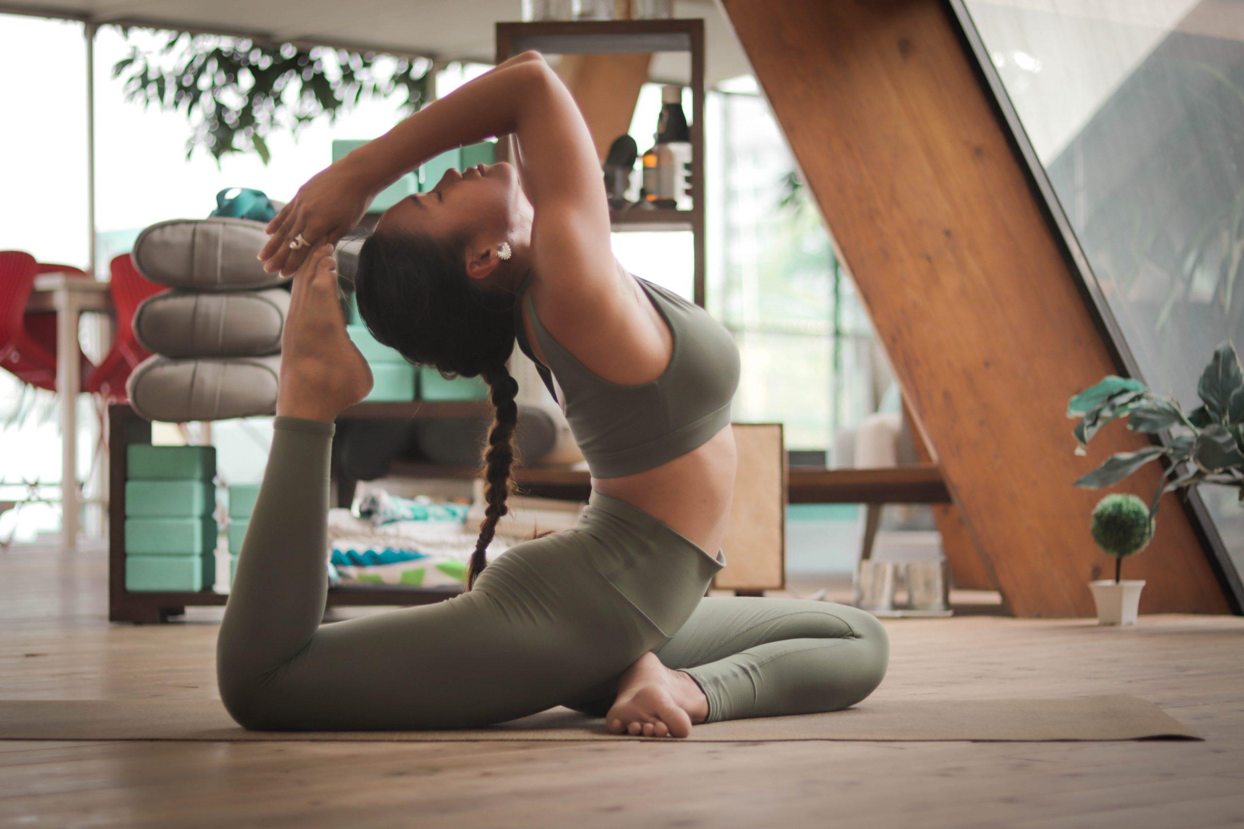 Existen varios tipos de yoga algunos de ellos son muy novedosos./ Unsplash