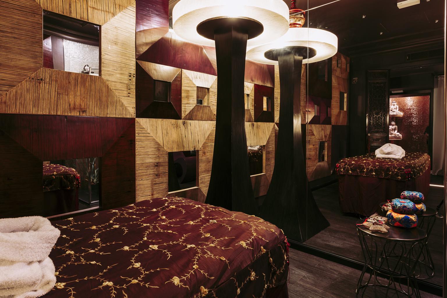 Uno de los mejores masajes orientales en Madrid te espera en el hotel Only You. /Cortesía de la marca.