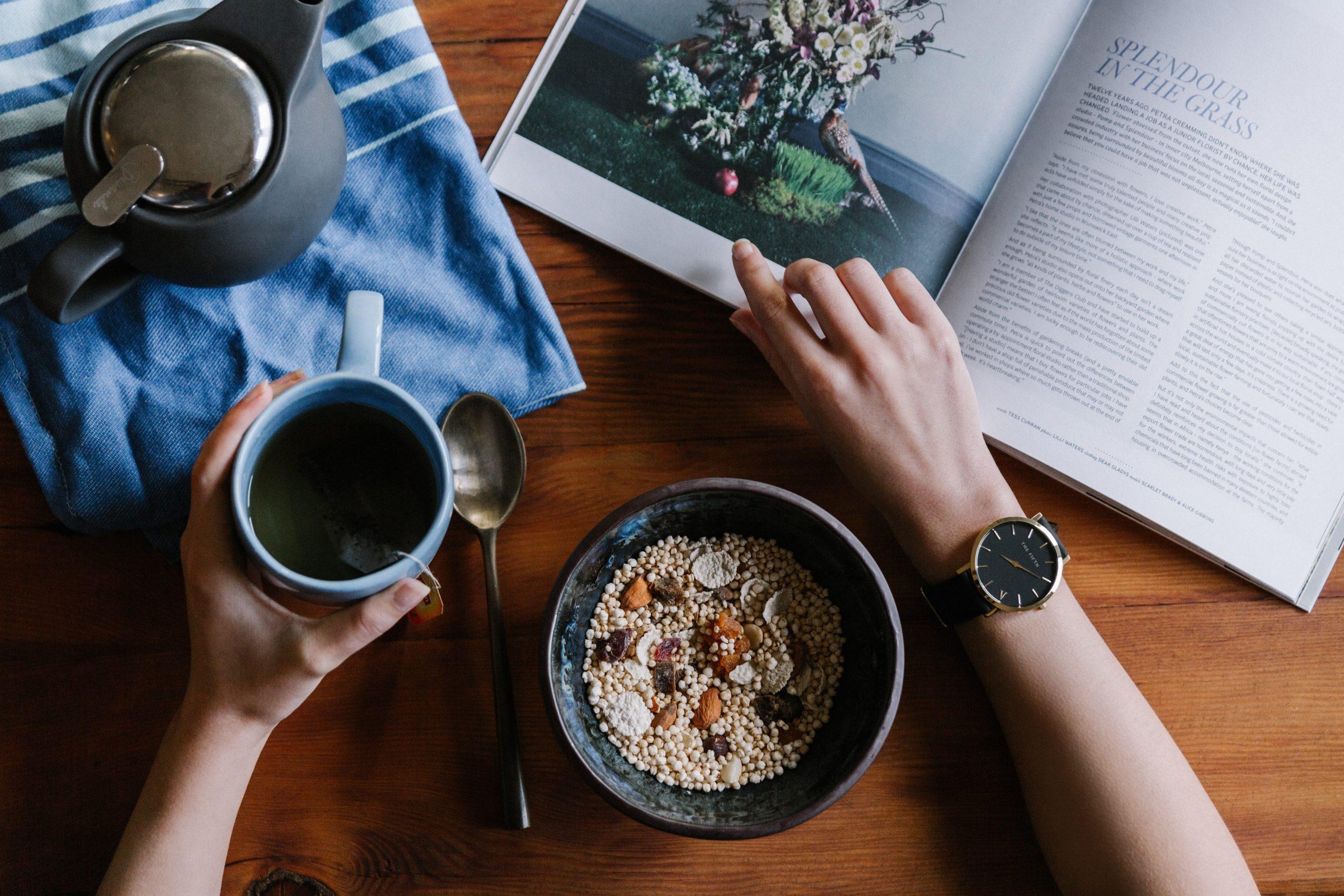 Los cereales integrales son uno de esos alimentos imprescindibles de la dieta mediterránea. /Unsplash