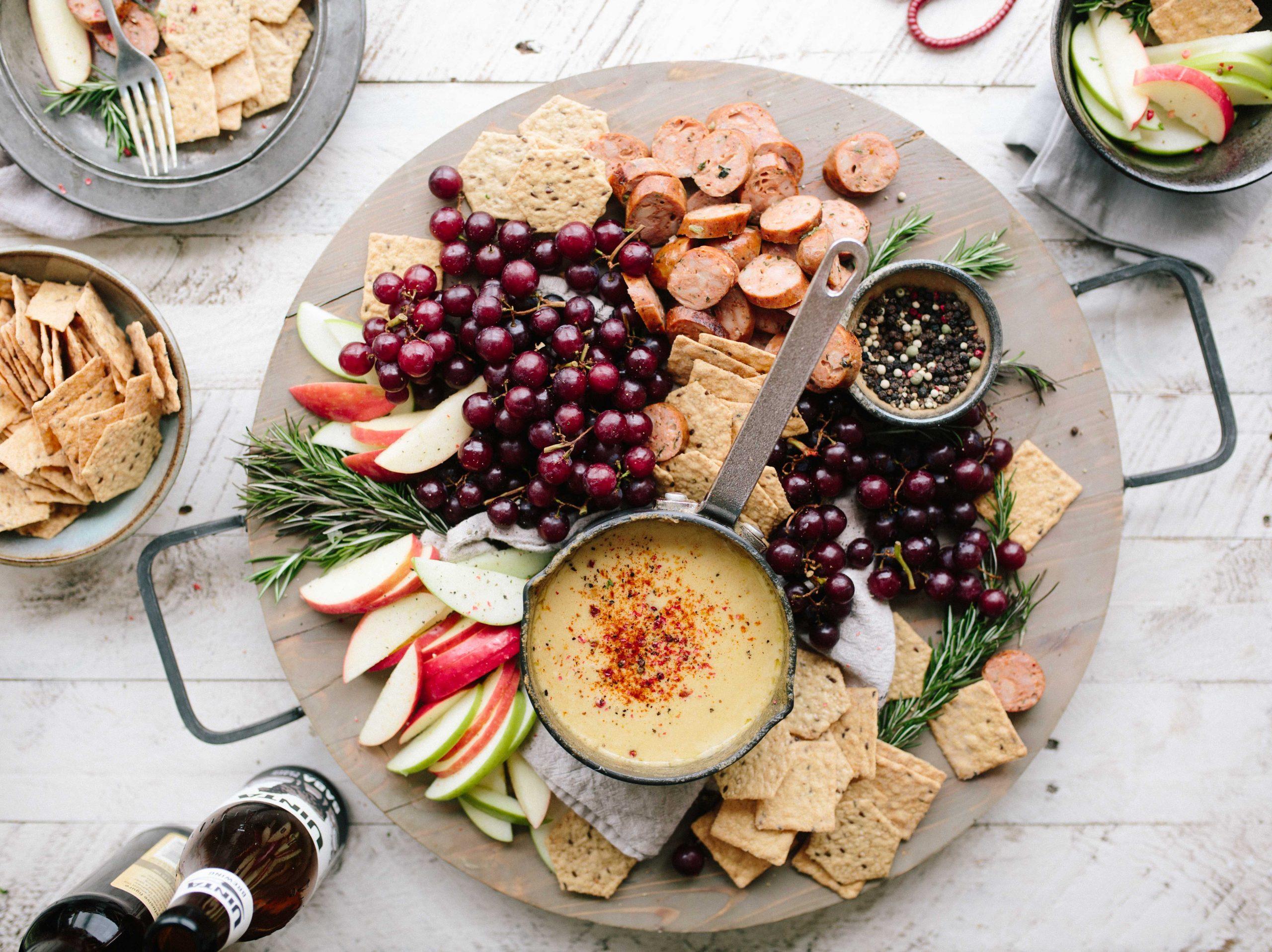 Una de las ventajas de la dieta mediterránea es la variedad. /Unsplash