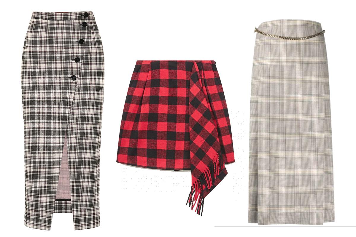 Las faldas favoritas del invierno, según las expertas en moda