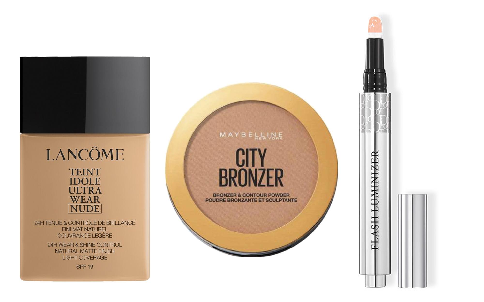 Productos de maquillaje/Foto: cortesía marcas.