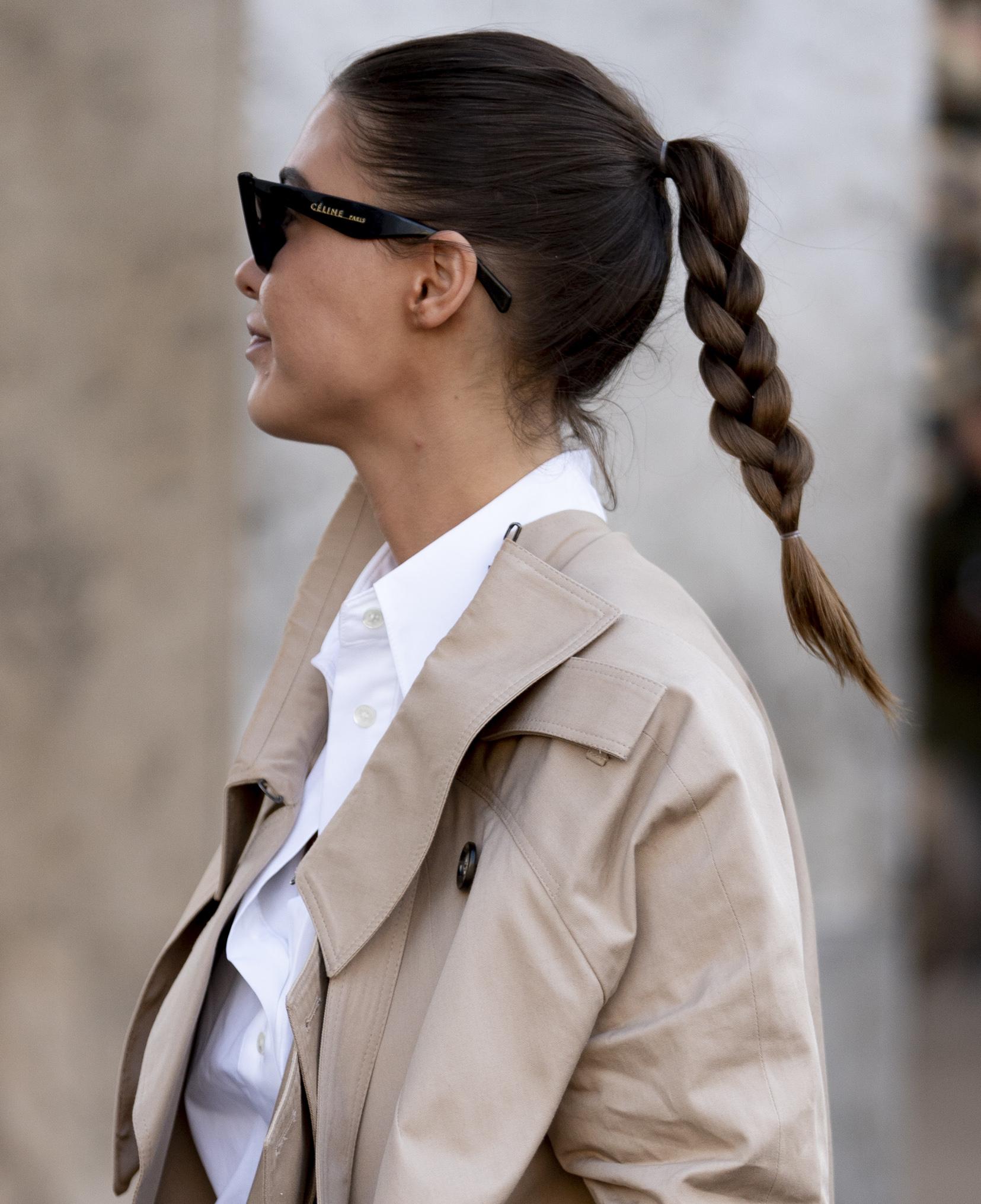 Cinco peinados fáciles para el día a día
