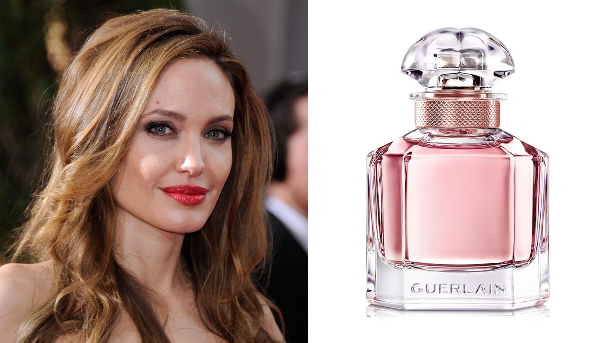 Angelina Jolie Perfume