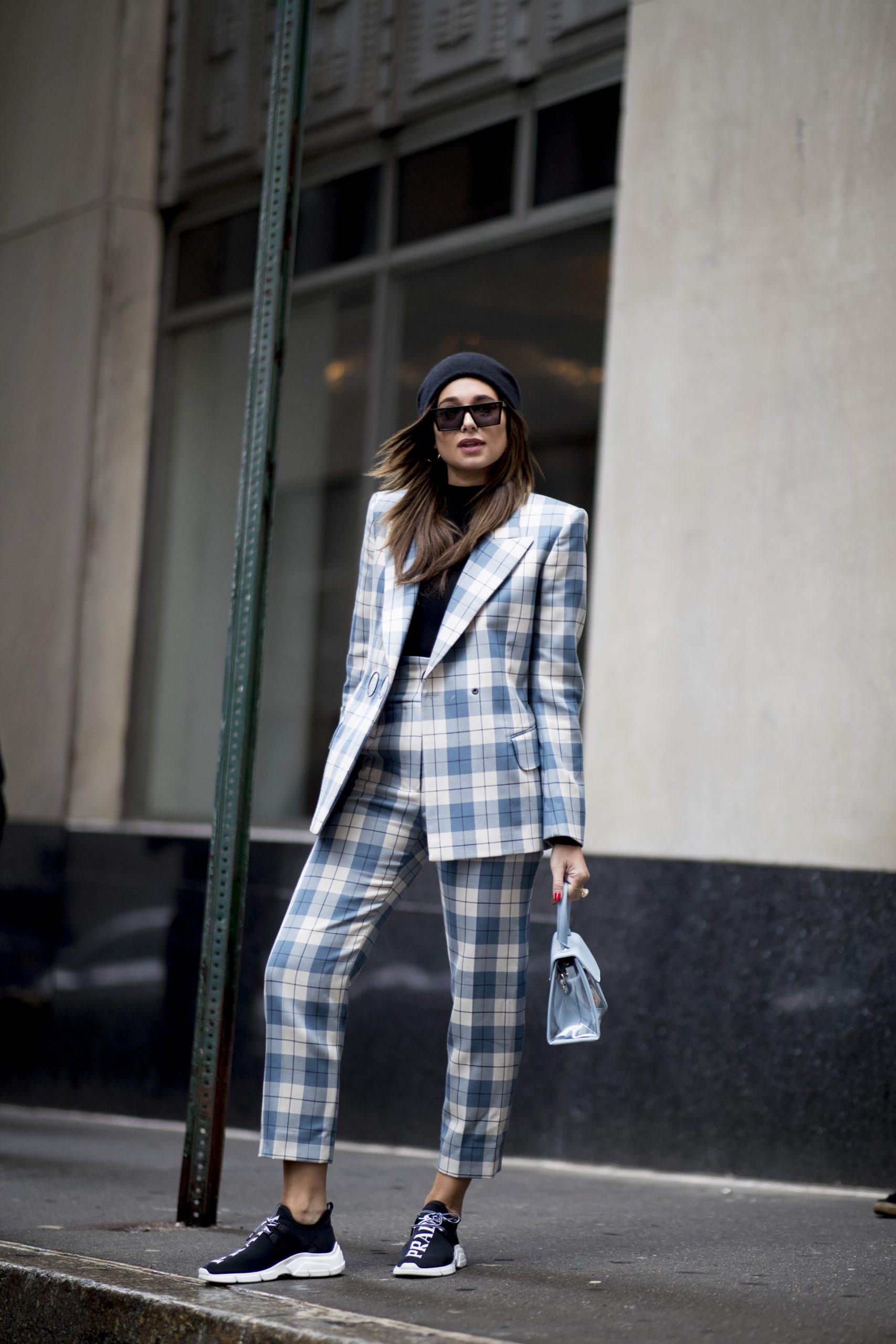 5 formas de llevar la chaqueta blazer.