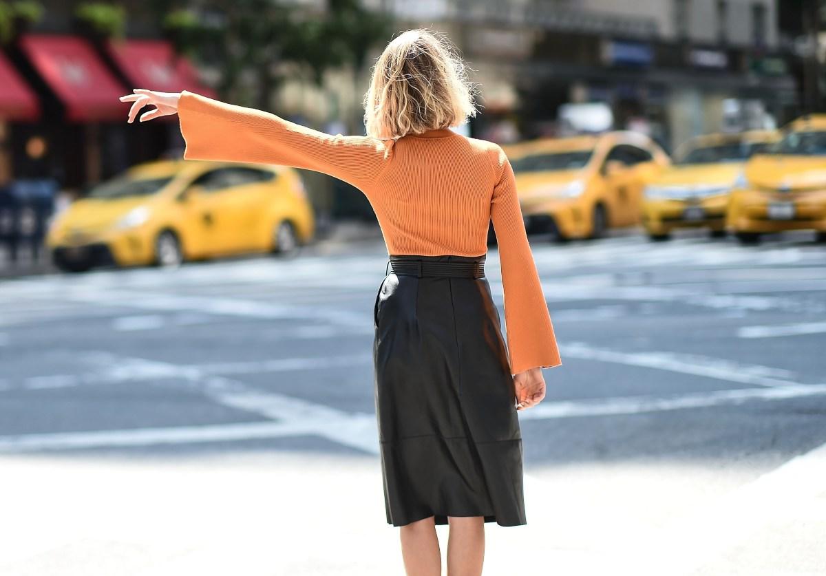 Las faldas que son tendencia este otoño-invierno 2020/2021/Imaxtree.
