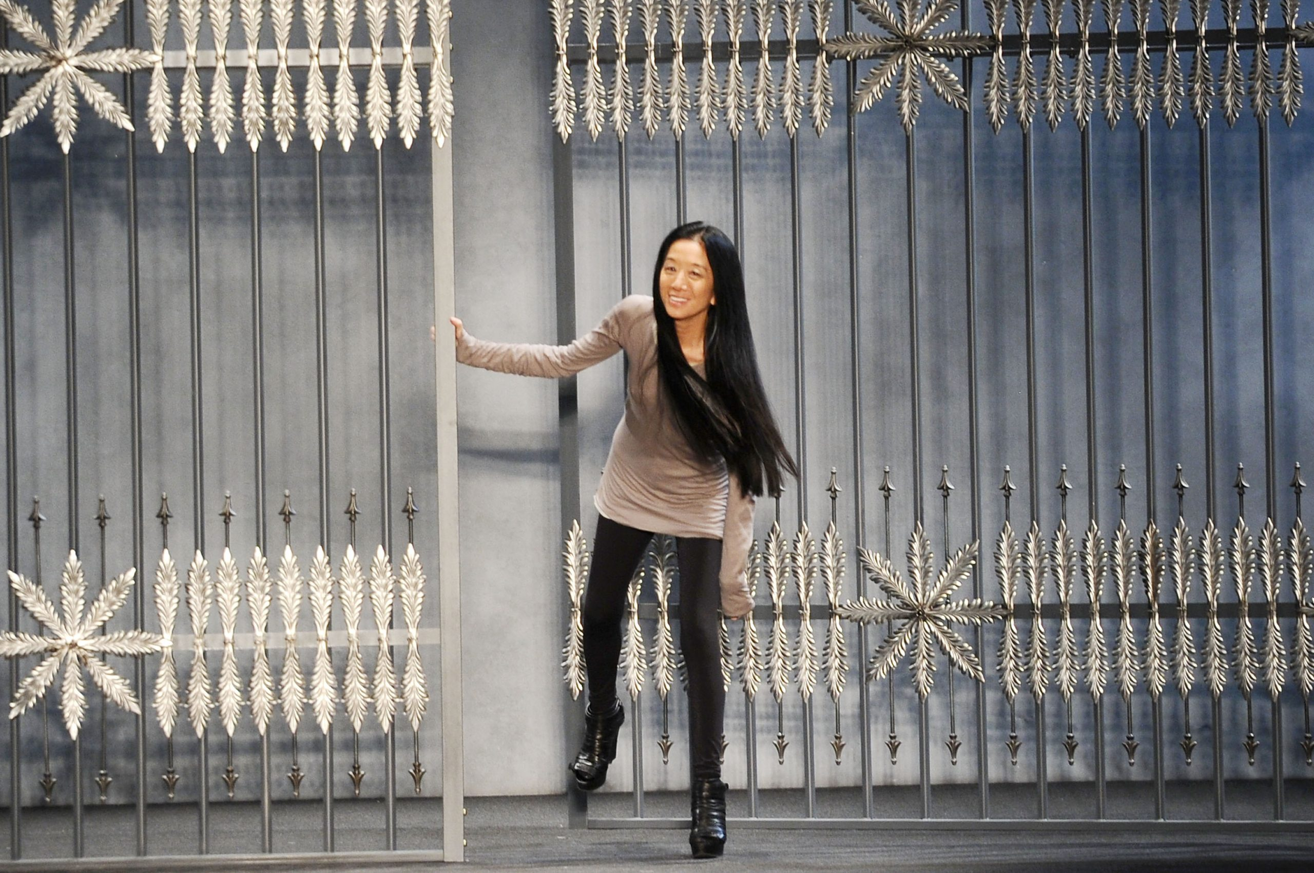 La diseñadora Vera Wang / Getty Images