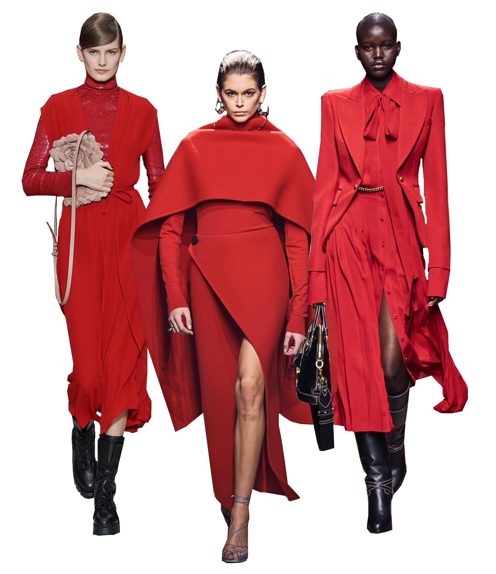 Colecciones otoño-invierno 2020/2021 de Valentino, Givenchy y Michael Kors/Imaxtree.