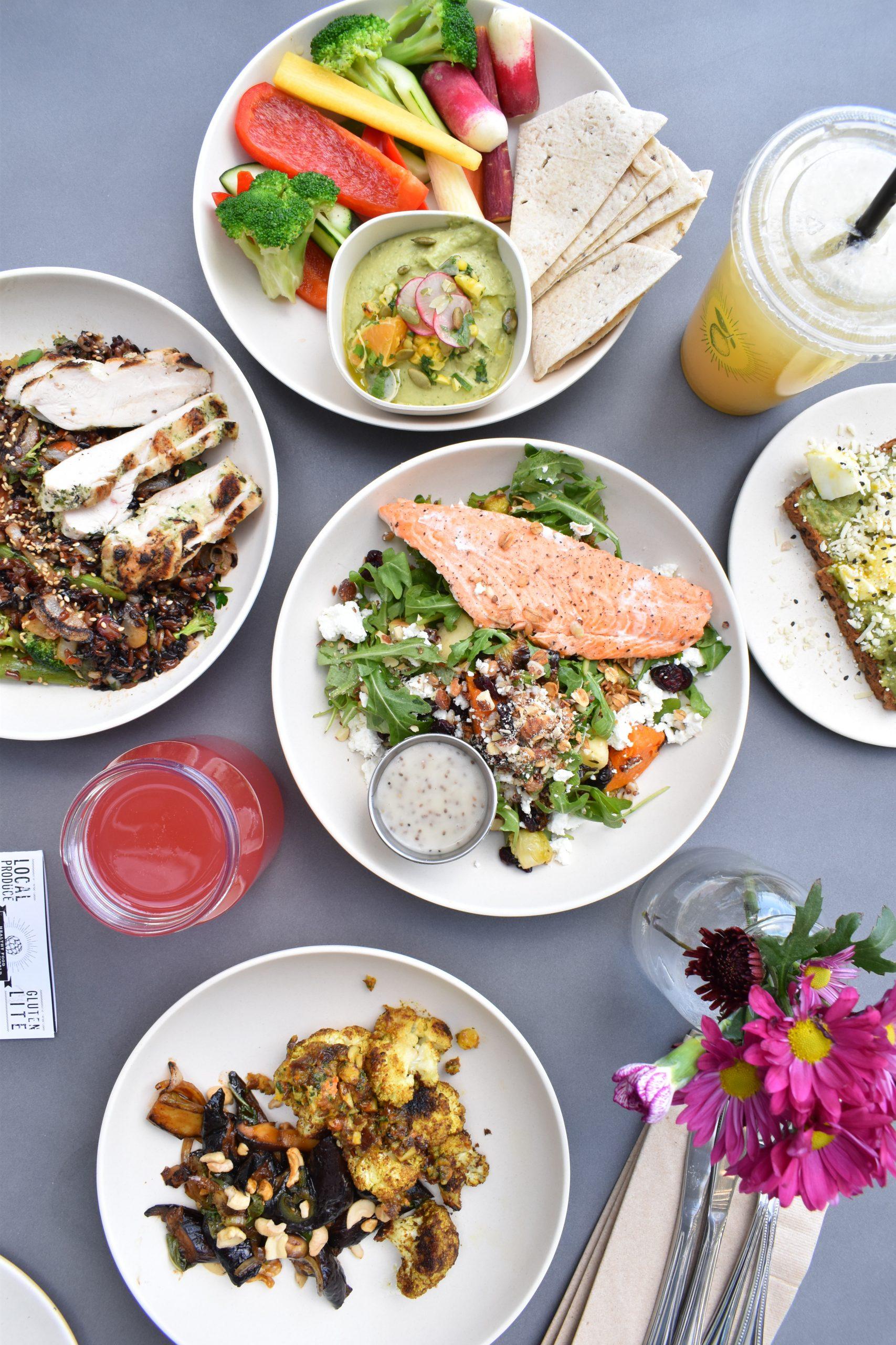 Cena para perder peso: lo importante es que estén presentes todos los grupos de alimentos y cenemos ligero /Unsplash