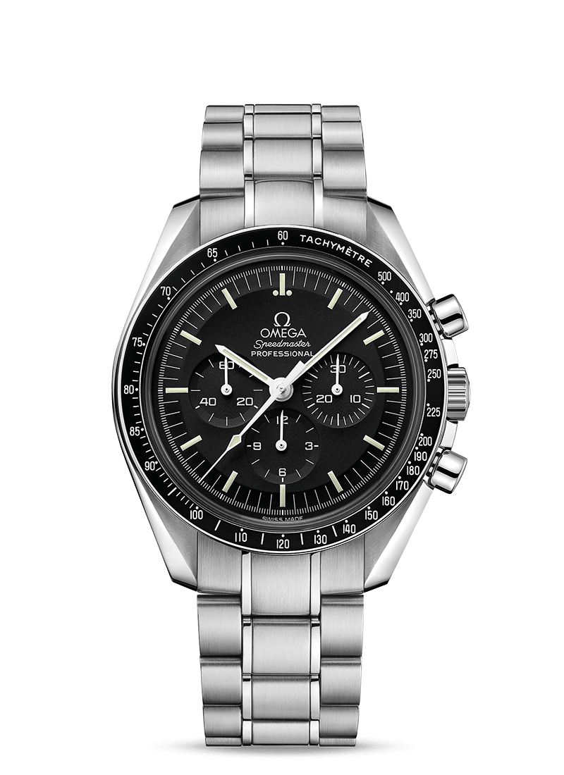Speedmaster de Omega el único reloj que viajó a la luna es todo un ícono del siglo XX