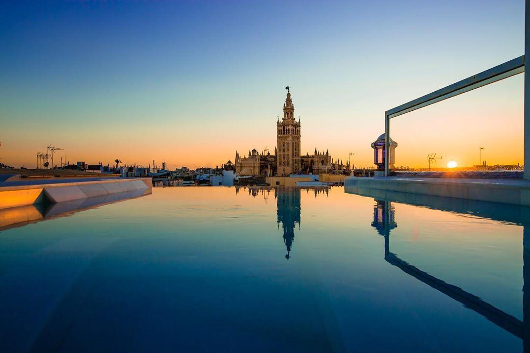 Aire Ancient Baths en Sevilla. / Foto: Aire Ancient Baths