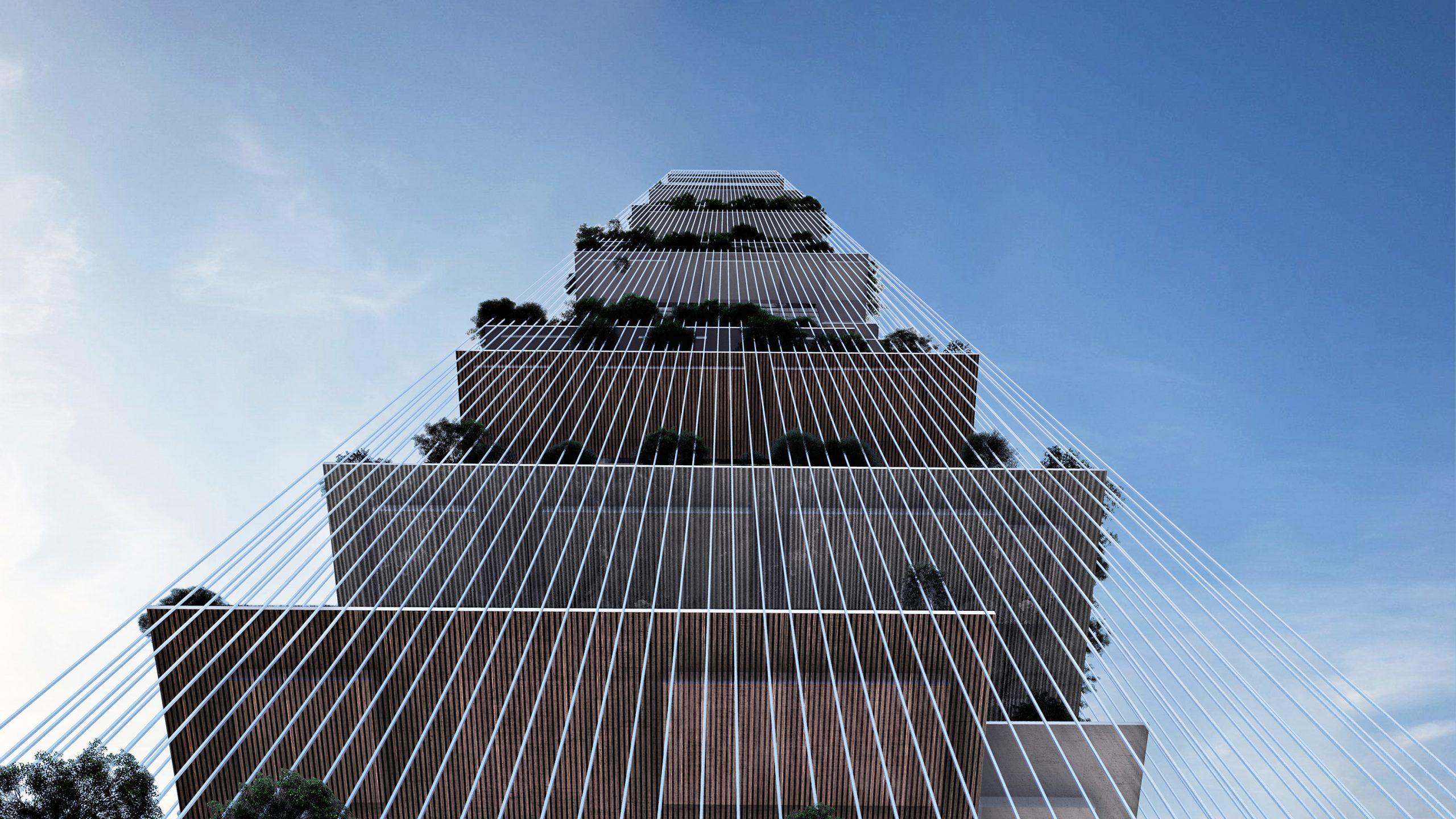 Rascacielos de Piero Lissoni