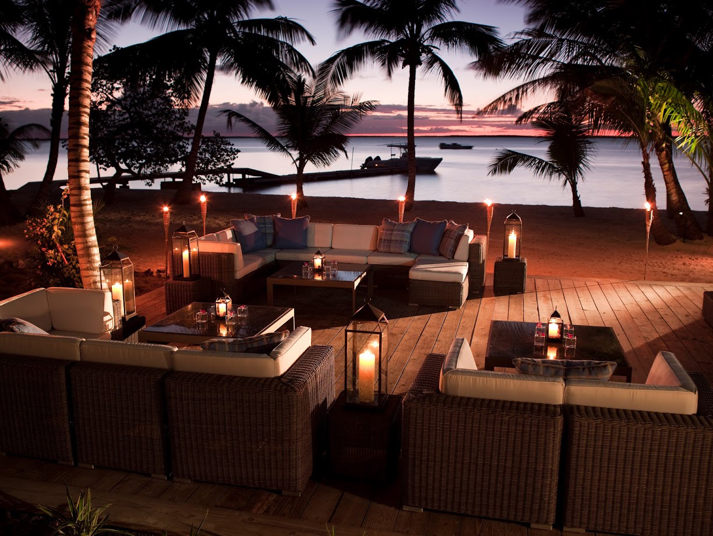 Restaurante de Tiamo Resort