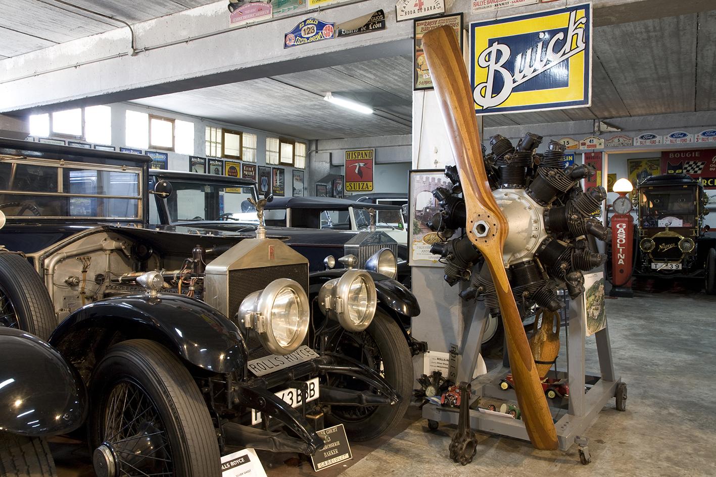 Colección de coches Ramón Magriñà