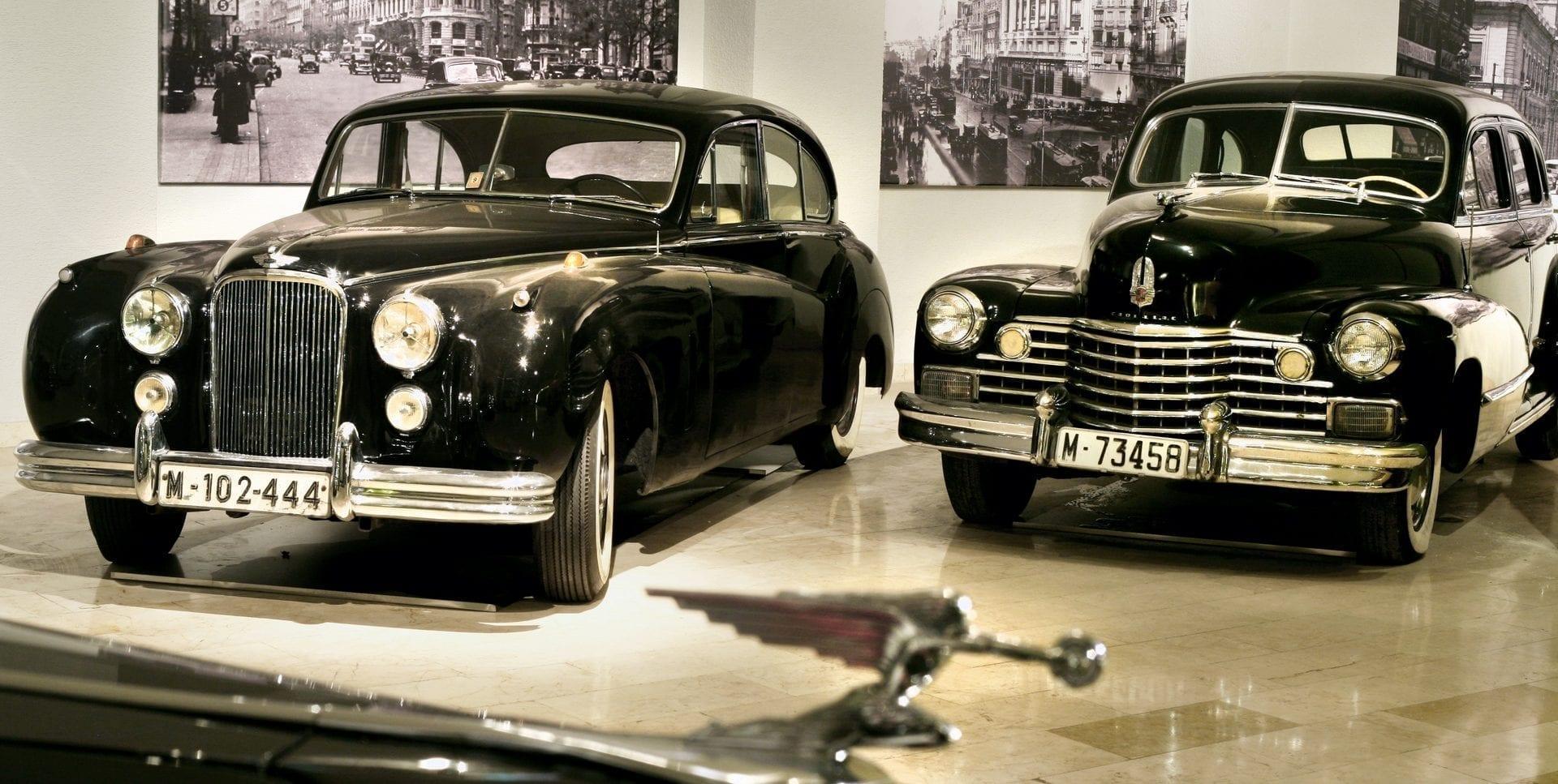 Museos de coches Madrid