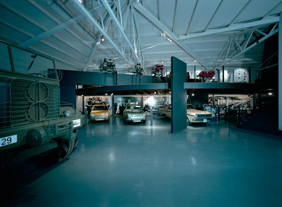 Museo de coches Eduardo Barrerios