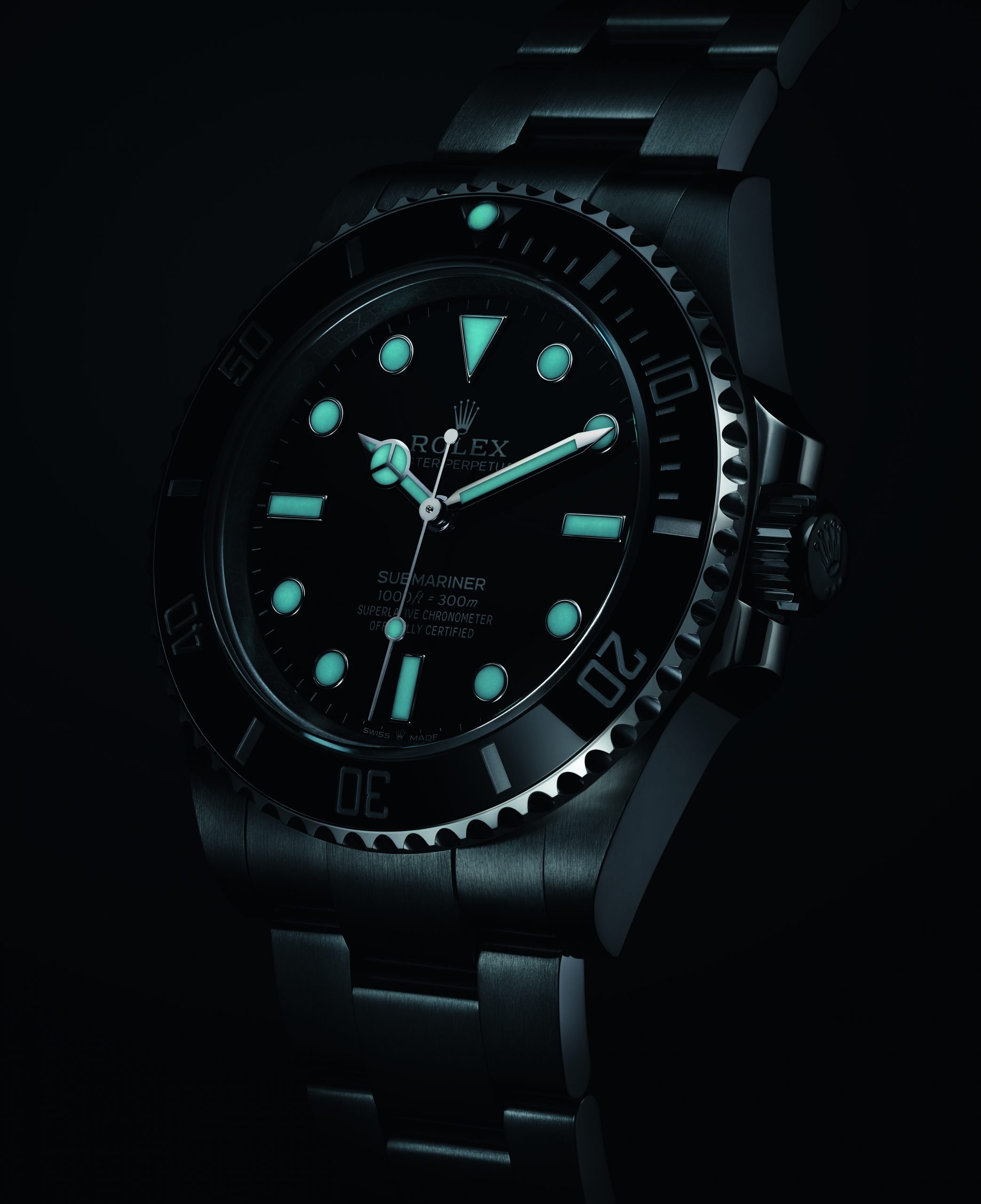 Oyster Perpetual Submariner/Foto: Rolex.