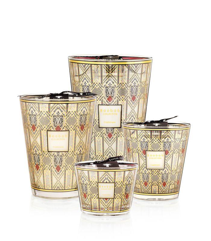 Las velas aromáticas de Baobab. / Foto: Cortesía de la marca.