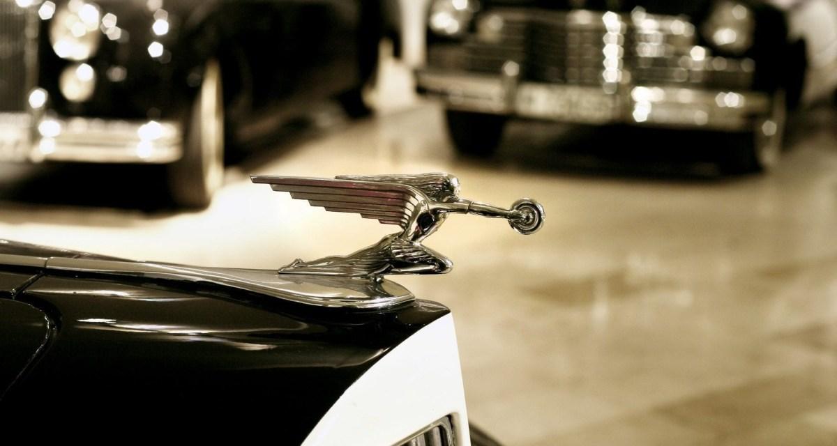 Rolls Royce / Foto : Jardines de Sabatini