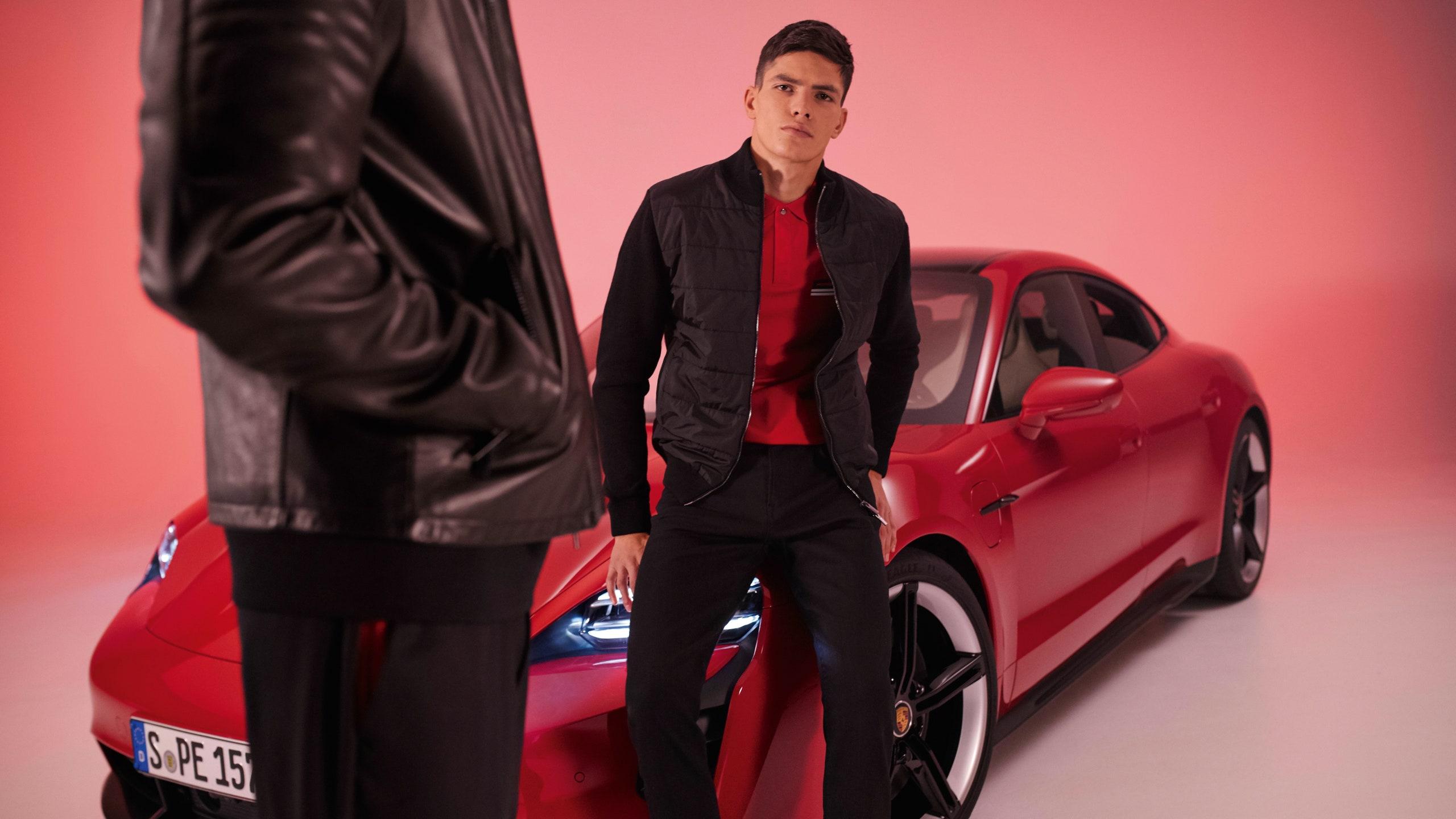 Porsche x BOSS, la colección de moda para los amantes del motor