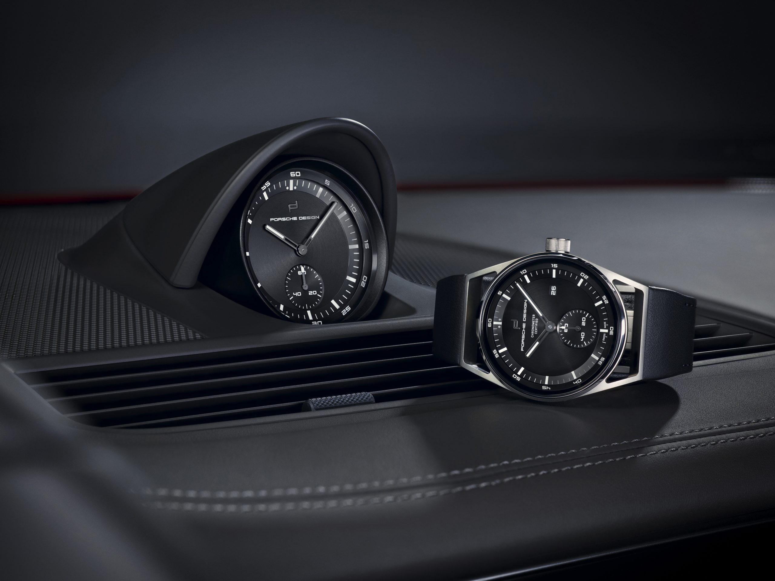 Nueva colección Sport Chrono Porsche