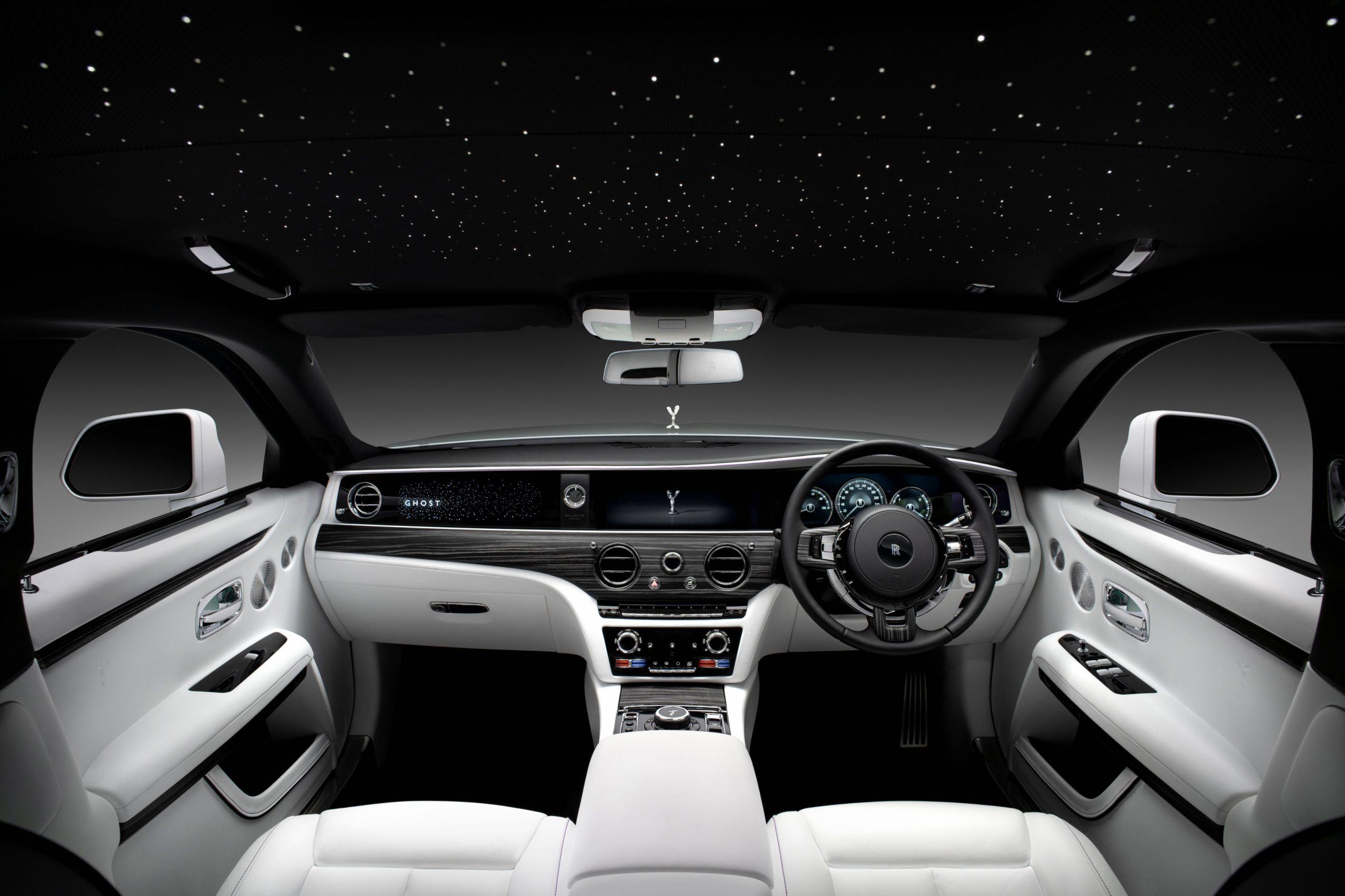 Rolls Royce nuevo ghost