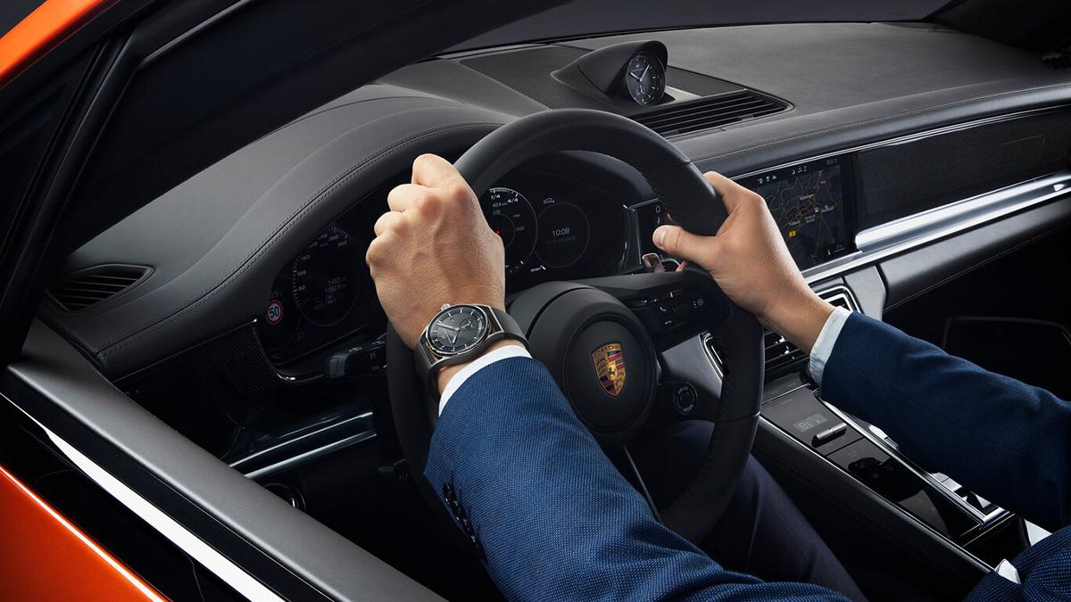 Reloj de pulsera Sport-Chrono