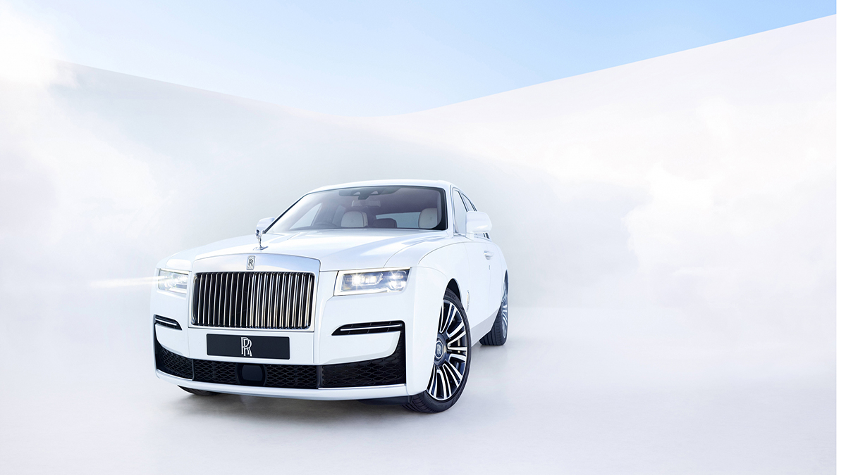 Rolls Royce Ghost/