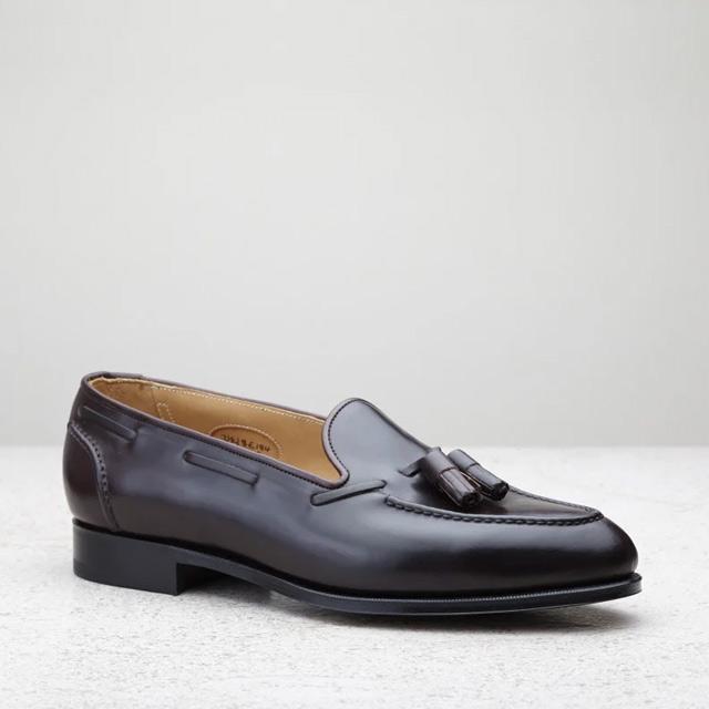 Zapatos de Edward Green. /Foto: Cortesía de la marca.
