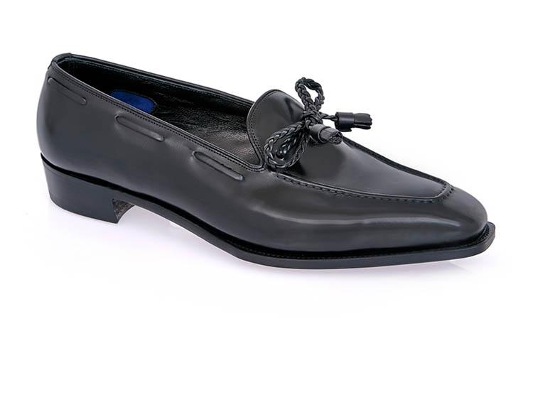 Zapatos de George Cleverley. /Foto: Cortesía de la marca.