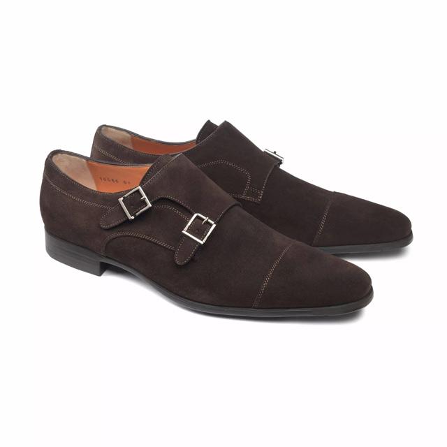 Zapatos de Santoni. /Foto: Cortesía de la marca.