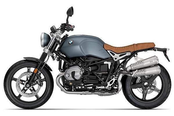 R nineT Scrambler de BMW. /Foto: Cortesía de la marca.