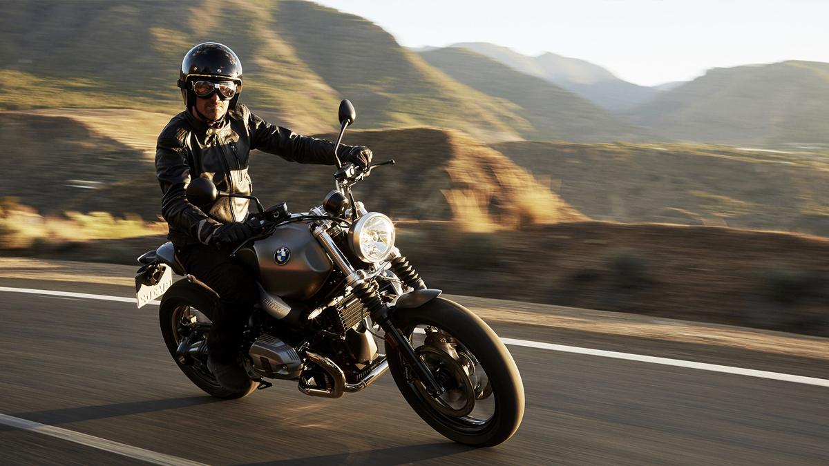 En la imagen, demostración de la nueva moto de BMW. /Foto: Cortesía de la marca.