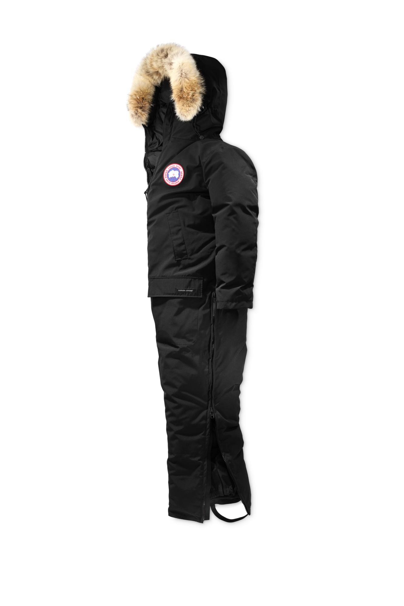 Mono de esquí de Canada Goose./Foto: Cortesía de la marca.