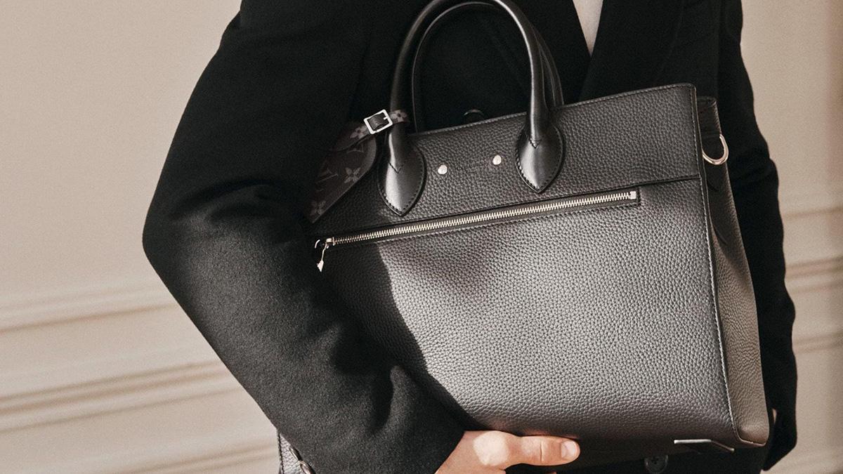 Maletines de hombre/Foto: Louis Vuitton.